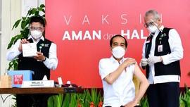 Angka di Balik Ucap Syukur Jokowi