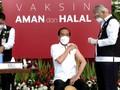 Cerita Guru Besar UI Sempat Gemetaran Menyuntik Jokowi