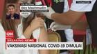 VIDEO: Setelah Divaksin, Jokowi Jalani Aktivitas Normal