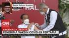 VIDEO: Ketua Kadin Soal Penerima Vaksin Covid-19 Pertama