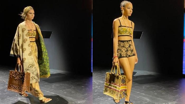 Bangga! Kain Endek Bali Bakal Dipromosikan Oleh Christian Dior