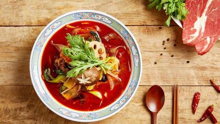Mengenal Malatang, Makanan dari China Dagangan Keluarga Chenle NCT Dream