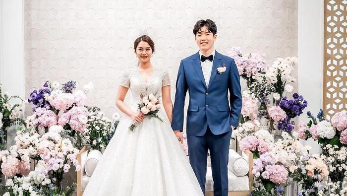 Menikah dengan Orang Korea, Youtuber Tara Erin Hamil Anak Pertama