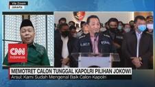 VIDEO: DPR: Kami Hormati Pilihan Presiden untuk Calon Kapolri