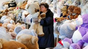 FOTO: Mengintip 20 Ribu Teddy Bear 'Hibernasi' saat Pandemi