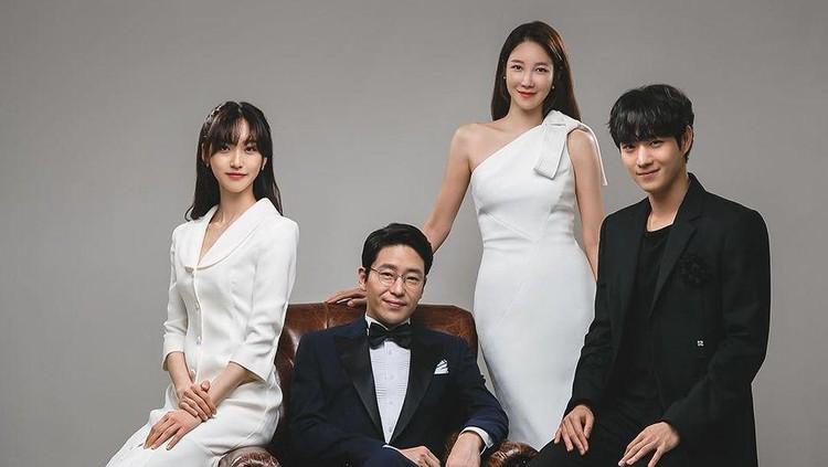 Keluarga Shim Soo Ryeon