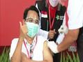 Disuntik Dua Kali, Ketua IDI Minta Nakes Tak Takut Divaksin