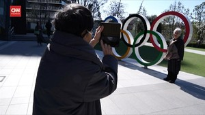 VIDEO: Jepang Ngotot Gelar Olimpiade Tokyo