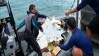 VIDEO: Penyelaman DIhentikan, KM Baruna Jaya Gunakan ROV
