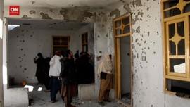 VIDEO: Melihat Bekas Baku Tembak Pasukan Afghanistan dan ISIS