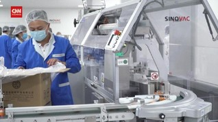 VIDEO: Brasil Ubah Hasil Efikasi Vaksin Corona Sinovac