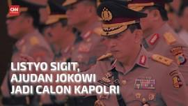 VIDEO: Listyo Sigit, Mantan Ajudan Jokowi Jadi Calon Kapolri