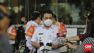 Pemprov DKI Dukung PPKM Jawa-Bali Diperpanjang 2 Pekan