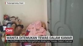 VIDEO: Wanita Ditemukan Tewas Dalam Kamar