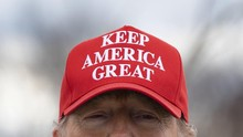 Akun Medsos Trump Ditutup, Hoaks Pemilu AS Disebut Turun