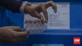 10 Juta Dosis Vaksin Sinovac Tahap Lima Tiba di Indonesia