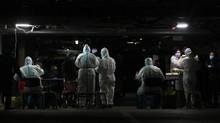 Kasus Corona Naik Jelang Imlek, China Kebut Bangun Karantina