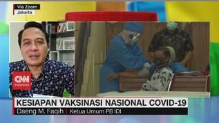 VIDEO: Kesiapan Vaksinasi Nasional Covid-19