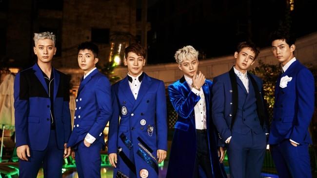 Agensi Pastikan 2PM Akan Comeback Juni Tahun Ini