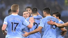 False Nine Bom Waktu Man City