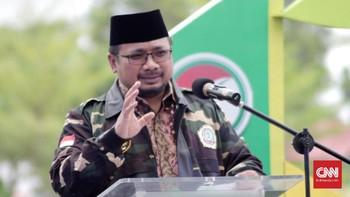Yaqut: Kemenag Itu Hadiah untuk NU, Bukan Umat Islam Umum