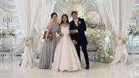 <p>Pernikahan Hito dan Feli yang dihadiri Natasha Wilona ini berlangsung pada awal Januari lalu, Bunda. (Foto: Instagram @natashawilona12)</p>