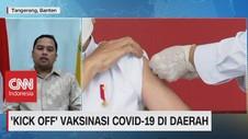 VIDEO: Wali Kota Tangerang: Harapan Kami Semua Warga Divaksin