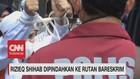 VIDEO: Rizieq Shihab Dipindahkan ke Rutan Bareskrim