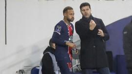 Pochettino Ingin Neymar Bebas Pergi ke Ultah Adik 11 Maret