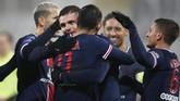 PSG menjadi juara Trophee des Champions 2020 setelah mengalahkan Marseille 2-1 di Lens, Rabu (13/1).