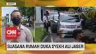 VIDEO: Suasana Rumah Duka Syekh Ali Jaber