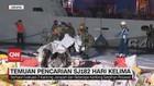 VIDEO: Temuan Pencarian Sriwijaya Air SJ182 Hari Kelima