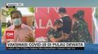 VIDEO: Vaksinasi Covid-19 di Bali Mulai Dilakukan