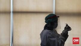 Survei Demokrat: 67 Persen Enggan Disuntik Vaksin Pemerintah