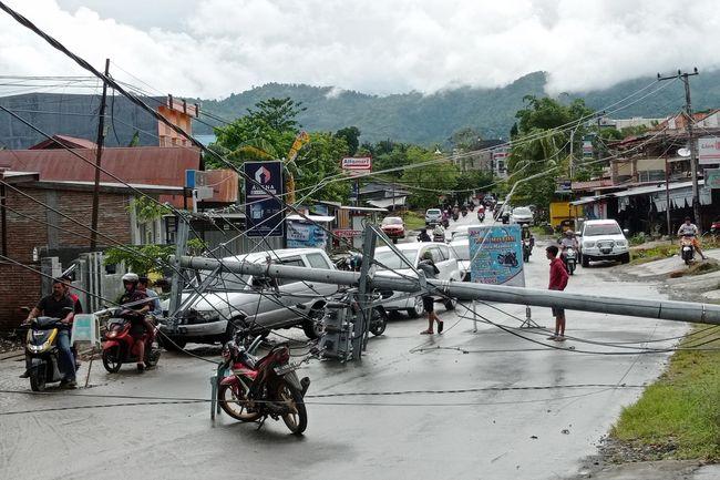 Bmkg Catat 6 Kali Gempa Sususulan Di Majene Sulbar