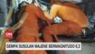 VIDEO: Detik-detik Evakuasi Korban Gempa Majene