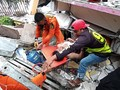 Korban Gempa Majene Bangun Tenda Mandiri, Minta Bantuan Cepat