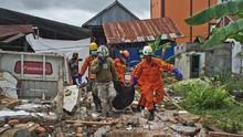 Deret Bencana di Banyak Daerah: Banjir, Gempa, Hingga Longsor