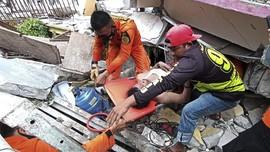 42 Orang Meninggal Akibat Gempa Mamuju-Majene Sulbar