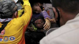Sebanyak 189 Orang Dirawat di Mamuju akibat Gempa Sulbar