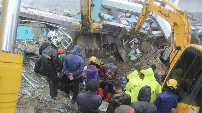 Sriwijaya Air, Gempa, dan Rentetan Duka di Awal 2021