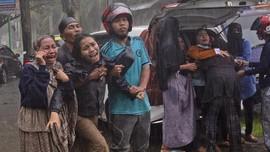 Basarnas Catat Belasan Ribu Pengungsi Gempa Mamuju