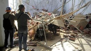Gempa Sulbar-Banjir Kalsel Rusak Barang Negara Rp529,58 M