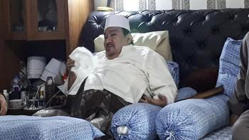 Guru Rizieq, Habib Ali bin Abdurrahman Assegaf Meninggal