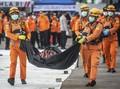 Hasil Temuan Basarnas Hari ke-9 Evakuasi Sriwijaya Air SJ-182