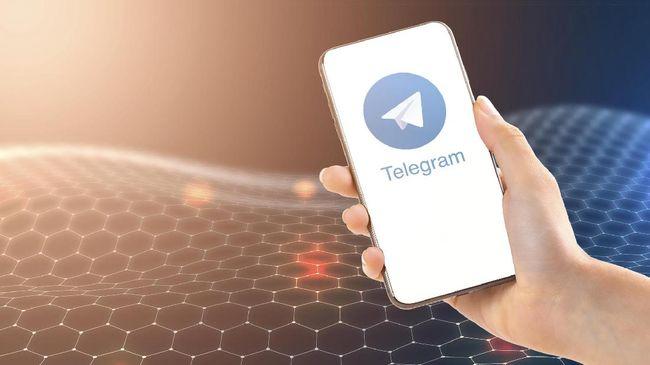 Telegram menjadi yang terdepan di antara aplikasi non-game, menggusur TikTok dari posisi teratas.