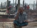 Kebakaran Besar di Kamp Rohingya, 7 Orang Diduga Tewas
