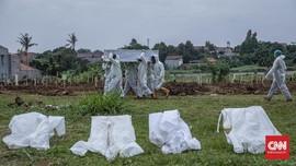 Menkes: 600 Tenaga Kesehatan Meninggal Hadapi Pandemi Corona
