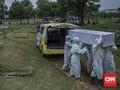 Pemikul Jenazah Covid di Bandung Mogok Dituduh Pasang Tarif