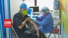 VIDEO: Evaluasi Hari Pertama Vaksinasi Covid-19